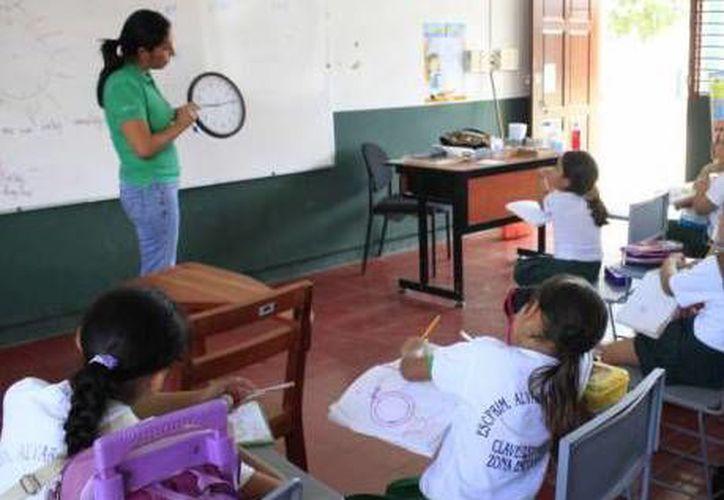 Los niños presentan problemas como la capacidad de fijar la atención. (Archivo/SIPSE)