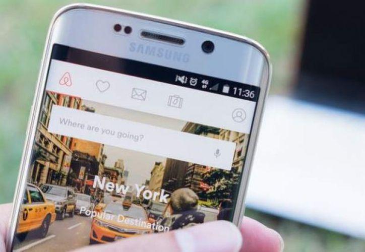 La plataforma Airbnb conocerá toda la actividad de los turistas. (Contexto/Internet)