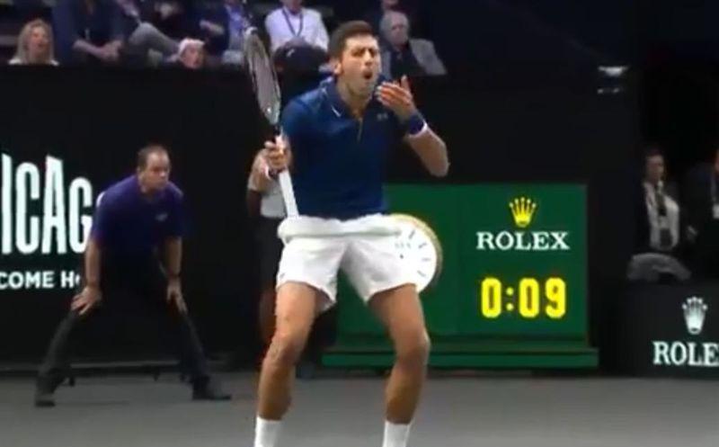 Federer-Djokovic son el plato fuerte