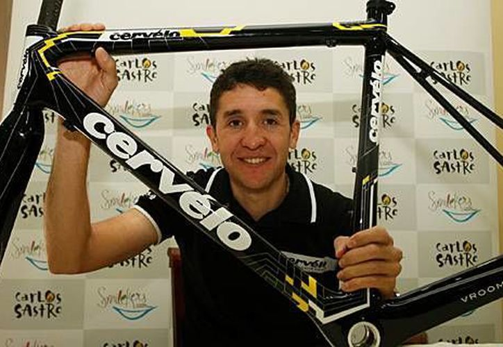 El Tour de Francia de la CdMx tendrá un invitado de lujo: Carlos Sastre, ganador de la edición de 2008, quien esta vez lo patrocinará. (elmundo.es)