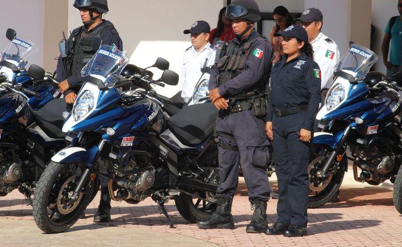 Se invertirá en chalecos antibalas, cascos y gases lacrimógenos. (Foto: Adrián Barreto)