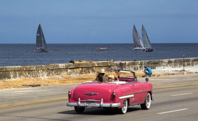En el campo del combate al narcotráfico, un ángulo en el cual ambas autoridades parecen 'cercanas', Washington y La Habana analizan un acuerdo de cooperación. (Agencias)