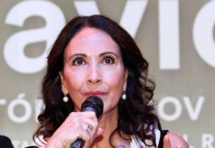 Blanca Guerra se alista para formar parte de la nueva telenovela de Angelli Nesma, cuyo título tentativo es 'Frente al mismo rostro', que iniciará grabaciones el 4 de enero. (Notimex)