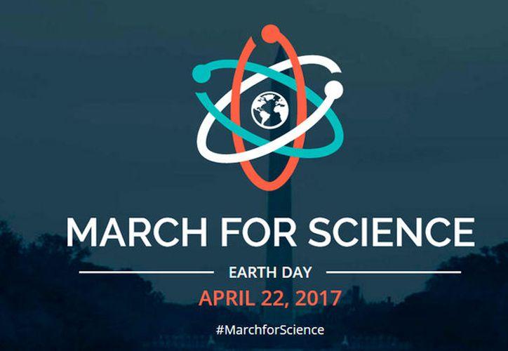 Un organización internacional convocó para este 22 de abril a #MarchforScience; el objetivo es hacer visible la esta actividad como de gran importancia, pero también protestar contra la postura anticientífica de Donald Trump. (Captura de pantalla)