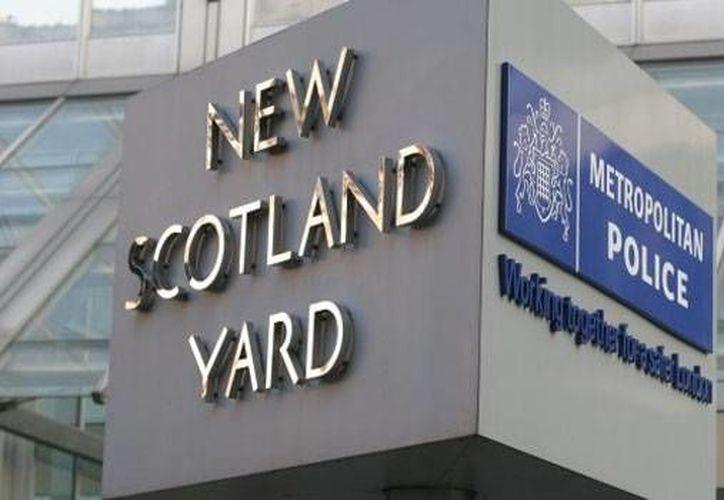 Sede central de la policía metropolitana, la Nueva Scotland Yard. (diariopanorama.com)
