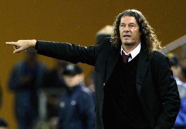 Blatter elogió a Metsu (foto) porque 'amaba ante todo el futbol bonito'. (zimbio.com)