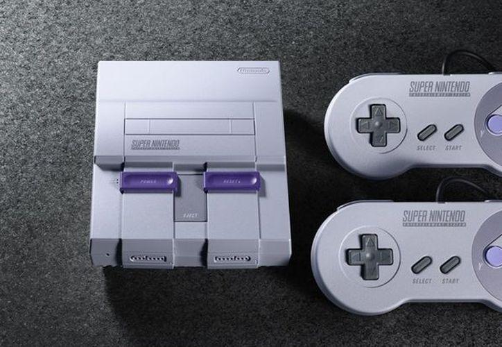 La compañía 8bitdo anunció el lanzamiento de controles inalámbricos para la SNES Mini. (Contexto)