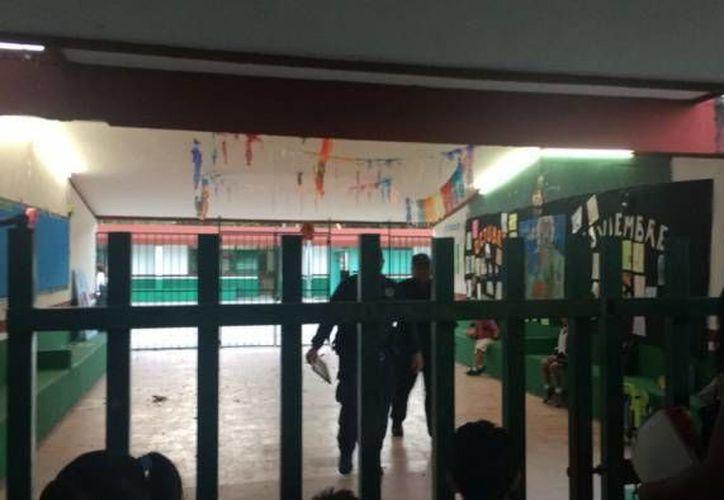 La Secretaría de Educación dio a conocer su decálogo para situaciones de riesgo en escuelas. (Archivo/SIPSE)