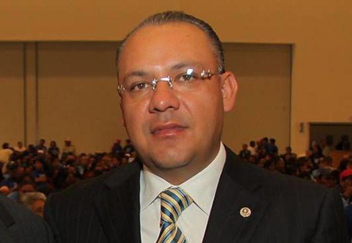 Rangel Contreras, exdirector general de Cajas Libertad, consignado por portación de armas de fuego de uso exclusivo de las fuerzas armadas. (sdpnoticias.com)