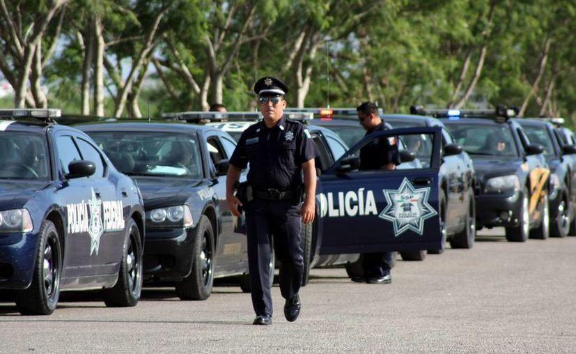 Yucatán se encamina a adoptar las directrices federales en seguridad. (SIPSE)