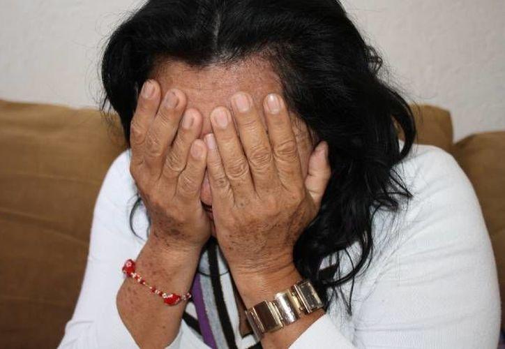 El número de mujeres que acuden al refugio del IQM va en aumento en la entidad.  (Contexto/SIPSE)