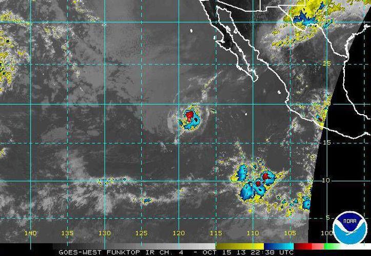 Debido a 'Octave' aún se esperan fuertes lluvias en  Sonora, Chihuahua, Coahuila, Durango, Sinaloa y Baja California Sur. (nhc.noaa.gov)