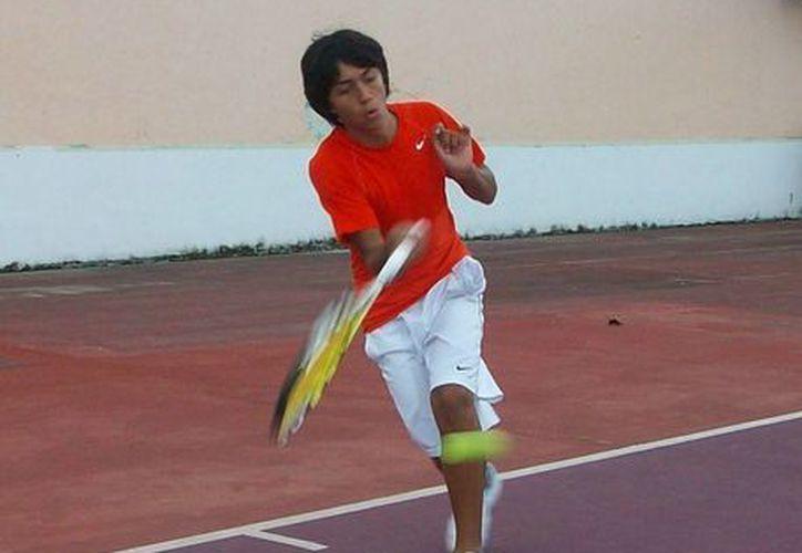 La siguiente fecha de esta justa deportiva está programada del 29 de marzo al 7 de abril en la Academia de Tenis Álamos. (Ángel Mazariego/SIPSE)