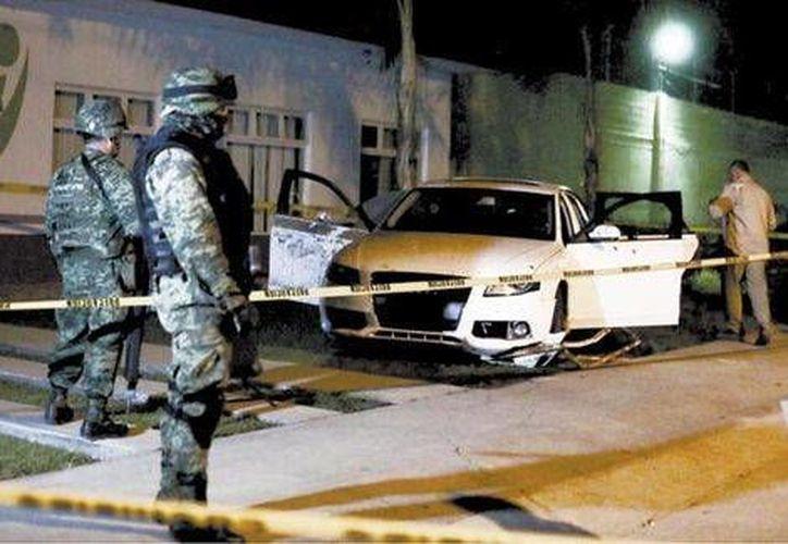 En 17 días, delincuentes atacaron a diversos funcionarios de Jalisco, entre ellos al alcalde de Ahualulco, el pasado 2 de marzo. (Milenio Digital)
