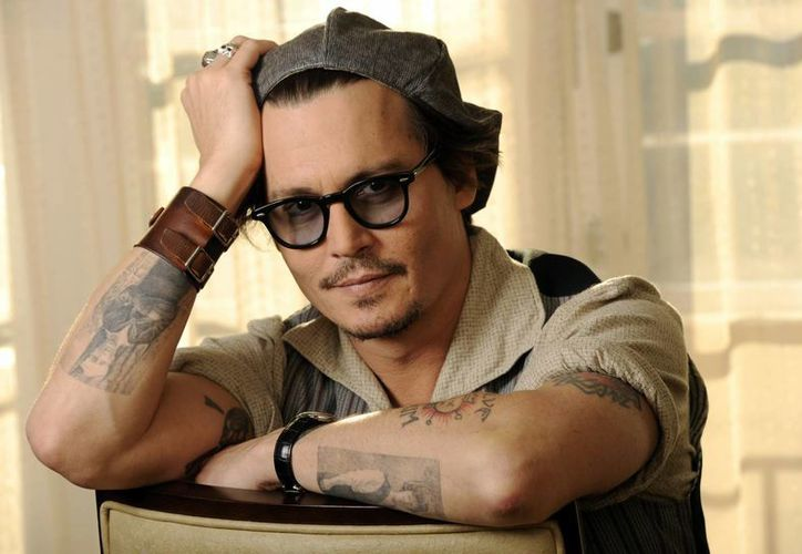 "El actor Johnny Depp dará vida al gangster de Boston ""Whitey Bulger"". (Archivo/AP)"