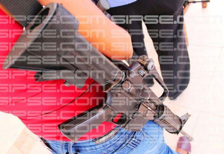 Se ha revelado que Quintana Roo es zona de tráfico de armas y el Ejército lo investiga. (Daniel Pacheco/SIPSE)