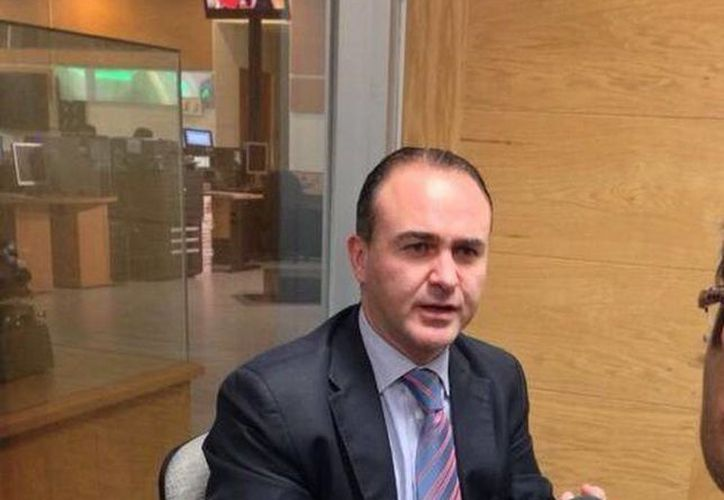 """""""Si el PRI y el PRD hicieron valer su mayoría para subir impuestos, el PAN hizo valer la posición de la mayoría ciudadana"""", señaló Luis Alberto Villarreal."""