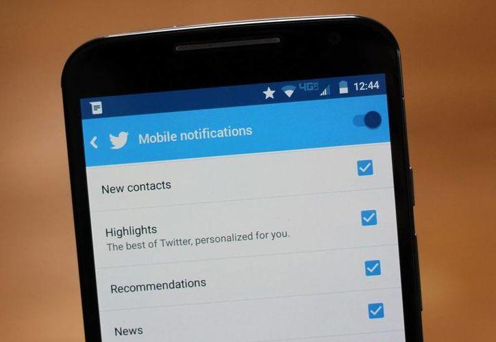 Los usuarios de Twitter que activen Highlights podrán recibir notificaciones en su smartphone. (androidcentral.com)