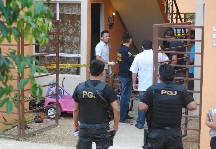 La menor falleció el día de ayer, en la Región 251. (Eric Galindo/SIPSE)