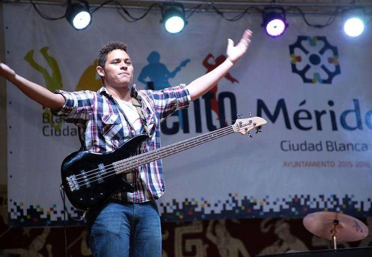 """El concurso """"Mérida Blanca Ciudad con Talento"""" eligió a 12 promesas para la final. (Milenio Novedades)"""