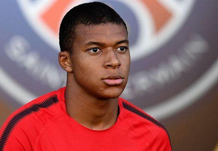 Mbappé llegaría este curso al PSG en calidad de cedido. (Foto: Sky Sports)