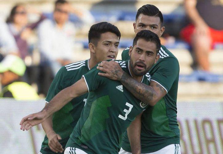 México ocupa el primer sitio del Grupo A con tres unidades y una diferencia de +3. (Vanguardia)