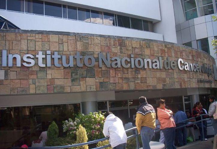 El patronato del Incan ayudará a satisfacer la demanda que tiene el instituto. (incan.salud.gob.mx)