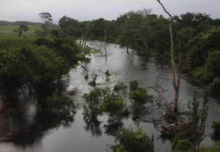 Si las condiciones del clima lo permiten, en el transcurso de dos semanas, los niveles del Río Hondo se restablecerán. (Archivo/SIPSE)