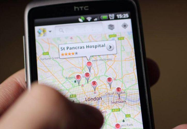 Con la actualización, mejorará notablemente el servicio de Google Maps, asegura la compañía. (sociable.co)