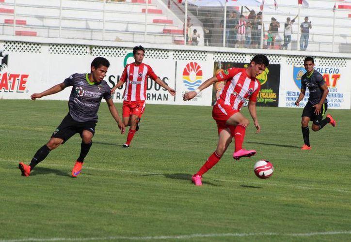 Los cancunenses siguen sin ganar en la Liga Premier de Ascenso. (Redacción/SIPSE)
