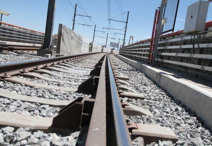 Según ejecutivos la decisión de parar la línea 12 del Metro no tenía que ver con cuestiones de seguridad. (Notimex/Contexto)