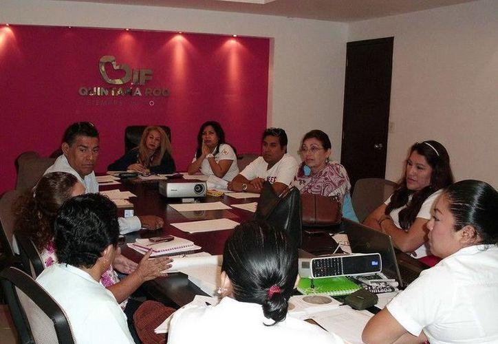 37 profesionales integran la red de trabajo. (Cortesía/SIPSE)