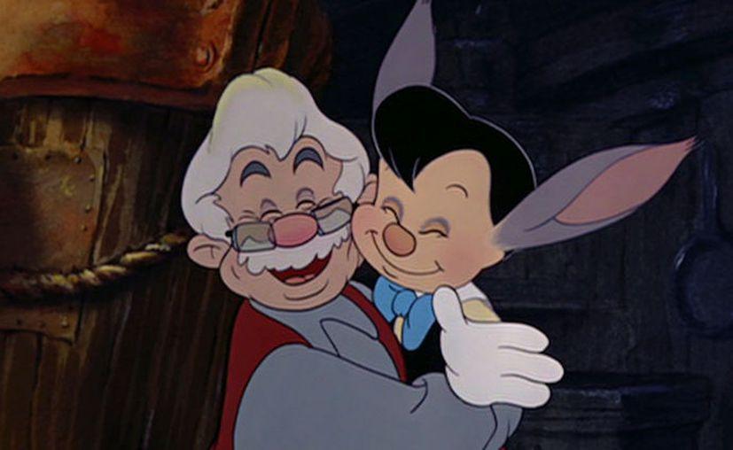 El estadounidense está en conversaciones para convertirse en Geppetto en la nueva adaptación de Disney sobre el clásico cuento. (Foto: Disney)
