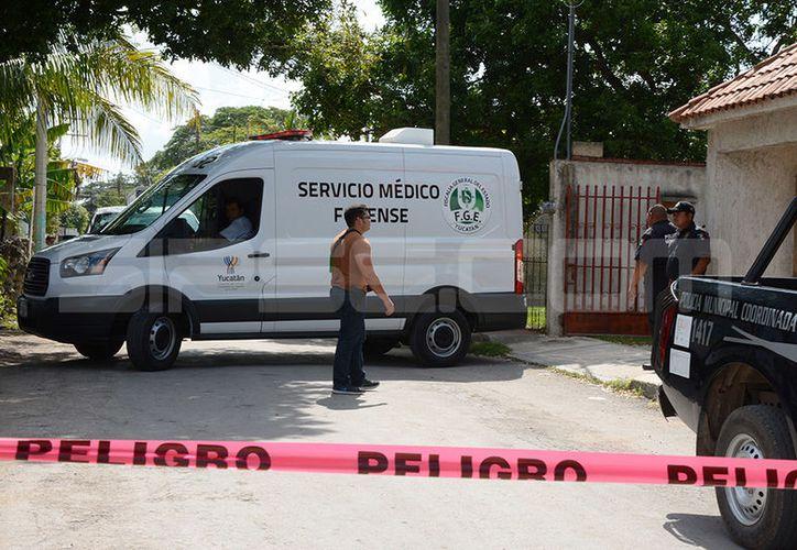Los hechos se registraron en un hogar de Conkal, zona centro de Yucatán y el cadáver fue localizado por la madre del occiso. (SIPSE)