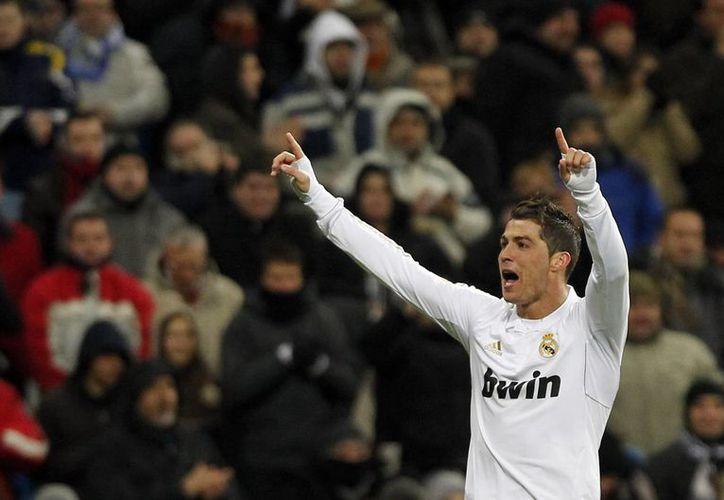 Como un 'jugador fantástico' define Ancelotti a CR7. (Archivo/Agencias)