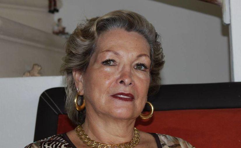 María Elena dijo que provechará la apertura de la ley electoral para los que no militan en los partidos. (Adrián Barreto/SIPSE)