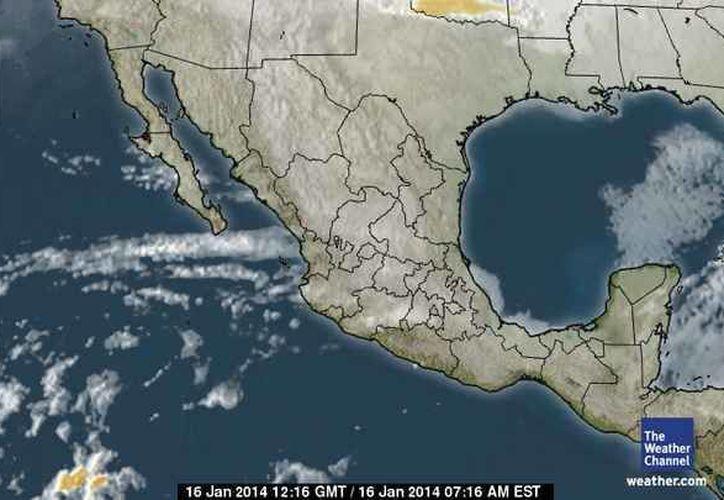 La temperatura máxima será de 26 grados centígrados y la mínima de 13. (espanol.weather.com)