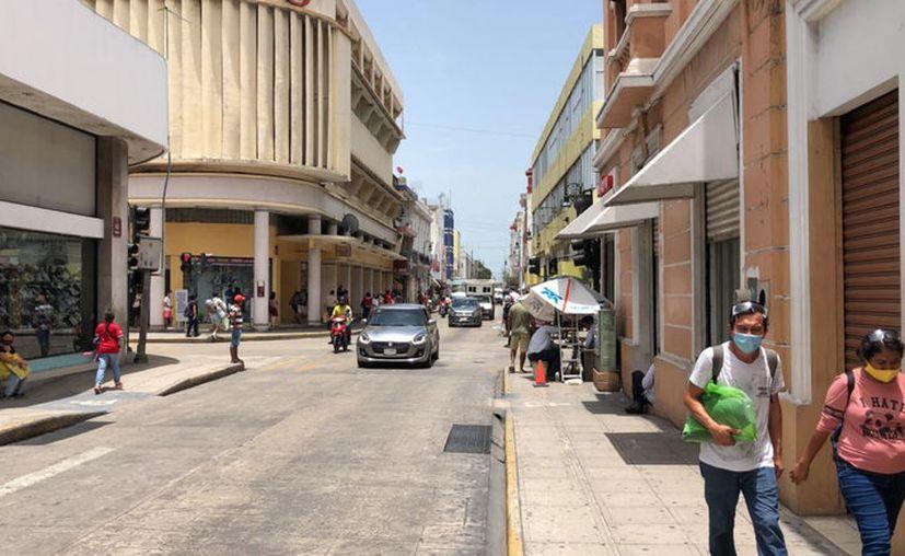 La economía ha sido afectada por la contingencia sanitaria. (Christian Coquet/Novedades Yucatán)