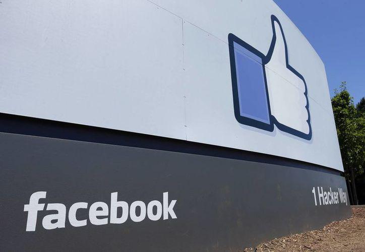 Facebook realizó un recuento de los temas que más sonaron en la red social alrededor del mundo. (Archivo/EFE)