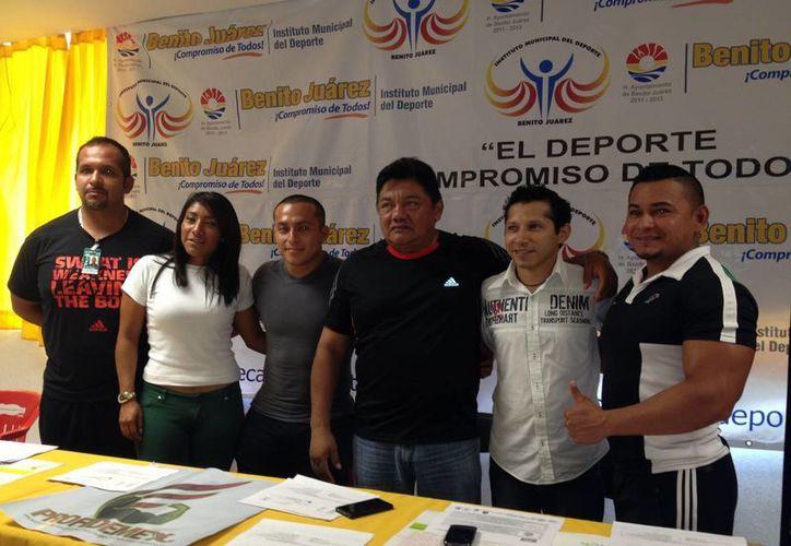 El curso busca instruir a profesores y deportistas, para promover un buen desarrollo en los atletas. (Redacción/SIPSE)