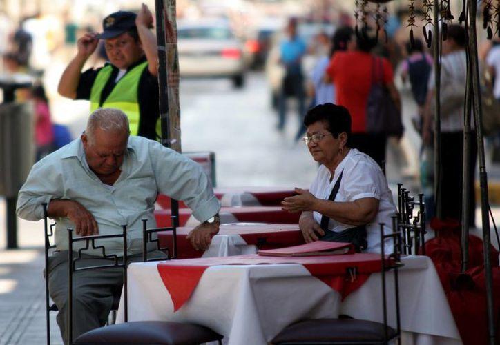 De poco ha servido la seguridad en restaurantes, pues no se ha podido frenar la ola de robos. (Milenio Novedades)