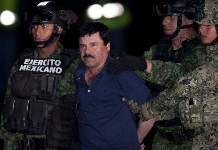 El juicio del narcotraficante iniciará el próximo 5 de noviembre (Foto: nytimes.com)