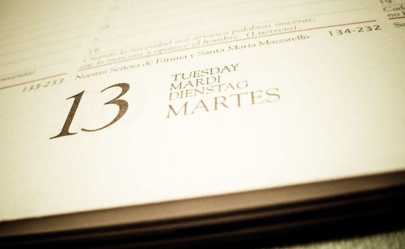 """""""La mala suerte"""" que se atribuye al martes 13 tiene su origen en hechos históricos y mitológicos. (Flickr)"""