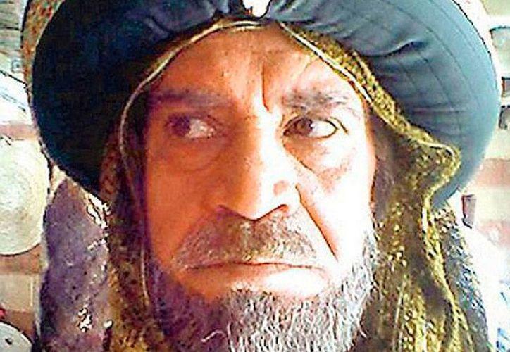 Según Mundhir Rihane, uno de los compañeros de Mahmou Al-Sawalqa (foto), éste presintió su muerte. (mirror.co.uk)
