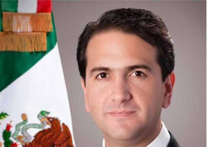 El ex alcalde de Boca del Rió renunció a su cargo de Secretario de Finanzas y Planeación en Veracruz. (bocadelrio.gob.mx)