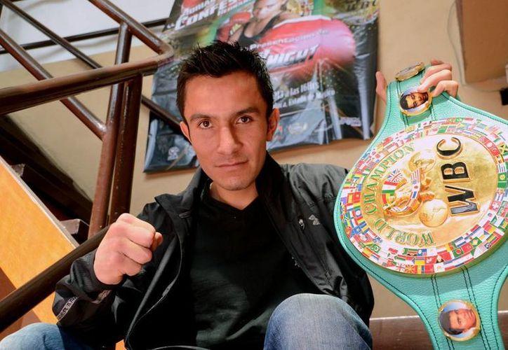 Los japoneses son fuertes, salen a morirse en la raya, declaró 'Confesor' Hernández.  (boxeomundial.com)