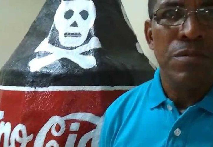 Un par de sicarios intentó matar a Wilson Castro Padilla cuando éste visitaba a su hija en Cartagena, en la costa colombiana. (YouTube.com)