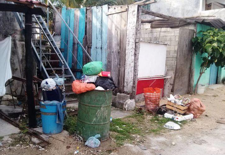 Habitantes de Tulum se quejan de la falta de recolección de basura desde hace dos semanas. (Rossy López/SIPSE)
