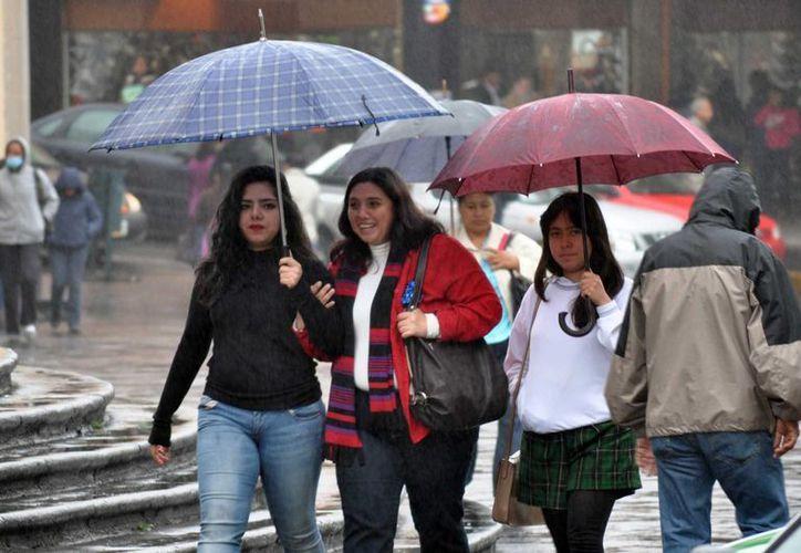 En la región del Pacifico Sur habrá mediana probabilidad de lluvias, sobre todo en los estados de Chiapas y Oaxaca. (Notimex/Archivo)