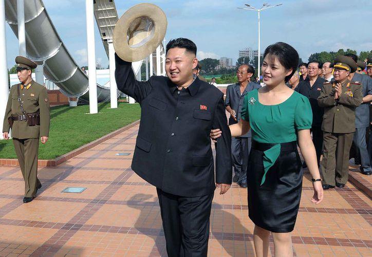Las tensiones entre el régimen de Pyongyang y la comunidad internacional se agravaron en 2017. (Contexto)